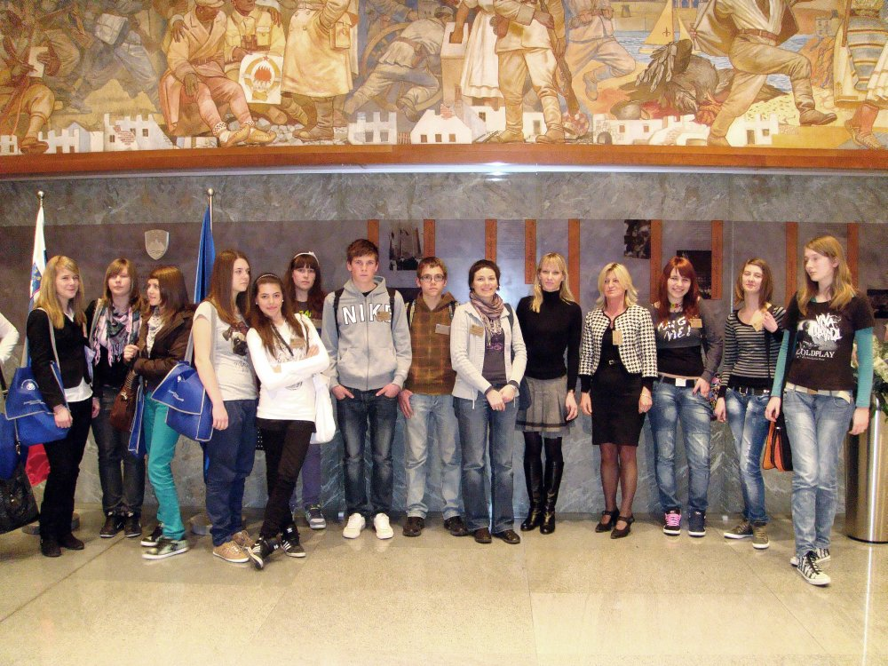 21. Nacionalni otroški parlament v Ljubljani
